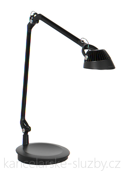 LED stolní lampa Humanscale Element Vision LED Light  - černá