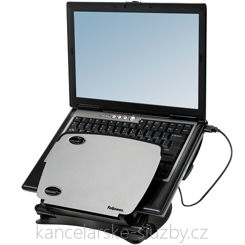 Profesionální stojan na notebook Laptop Workstation s USB porty