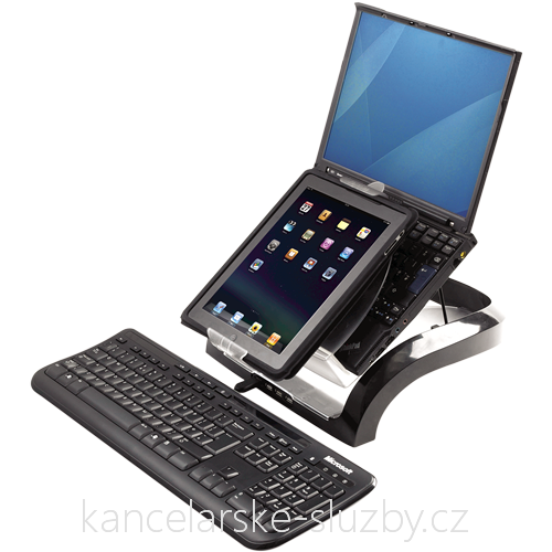 Smart Suites™ Multimedia Workstation stojan na notebook a tablet